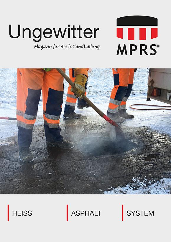 Magazin Ungewitter MPRS